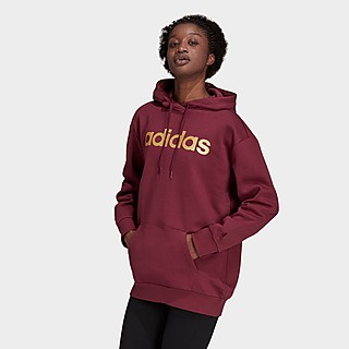 adidas Essentials Oversize Fleece Hoodie