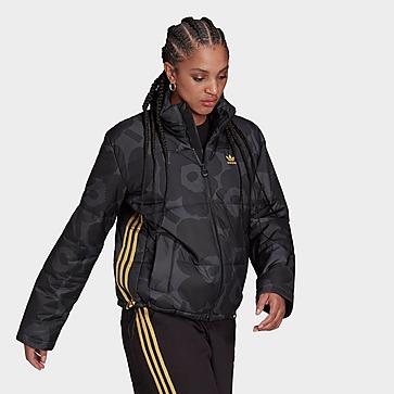 adidas Originals Marimekko Short Puffer Jacke
