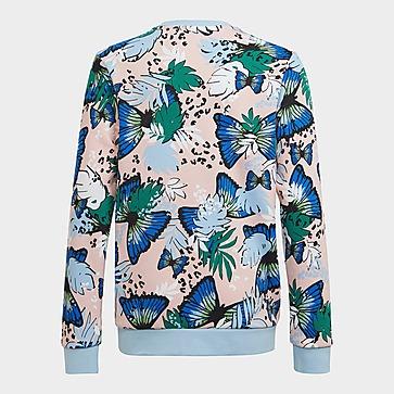 adidas Originals HER Studio London Animal Flower Print Sweatshirt