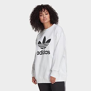 adidas Originals Trefoil Sweatshirt – Große Größen