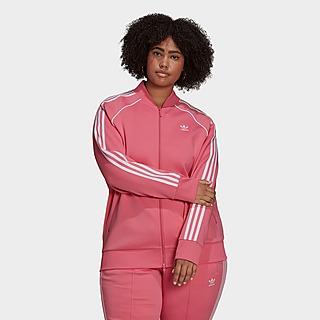 adidas Originals Primeblue SST Originals Jacke – Große Größen