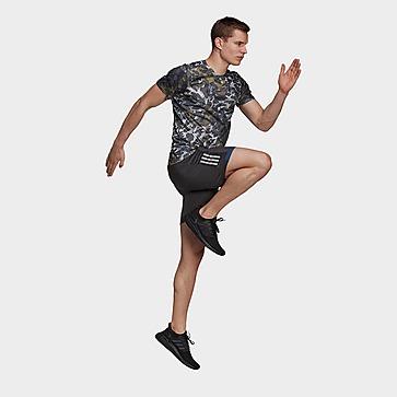 adidas Fast Graphic Primeblue T-Shirt
