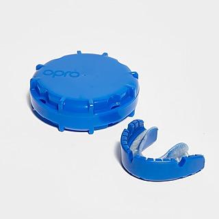 Opro Braces Blue Tandbeskytter