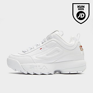 Udsalg | Fila Classic Trainers Triple White Footwear | JD