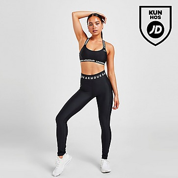 Under Armour Branded Waistband Tights Dame