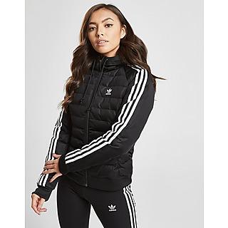 Billigt Adidas Damer VinterJakker & Frakker Tilbud Adidas