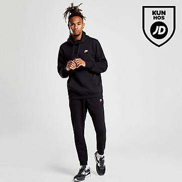 Seneste Nike Power Poly Sort Joggingbukser Dame Outlet