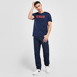 Levis 501 Straight Jeans Herre