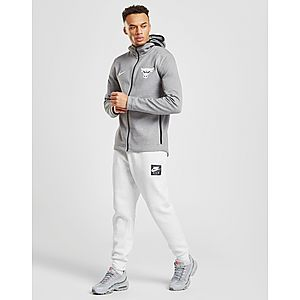 6f00534c ... Nike NBA Chicago Bulls Showtime Full Zip Hættetrøje Herre
