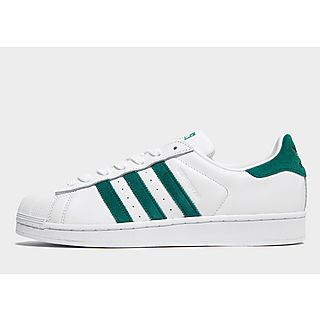 Sale Shopping Dame Adidas Superstar II Hvid Pink Shoes