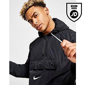 639bfc9e ... Nike Swoosh Woven 1/2 Zip Jacket