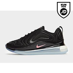 Ny Nike Air Max 2017 Sort hvid Net Sports Sko