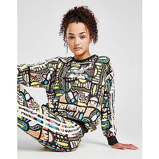 adidas dragon tilbud, Adidas fr fleece track jakke kids