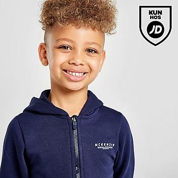 McKenzie Essential Full Zip Træningssæt Børn+B6