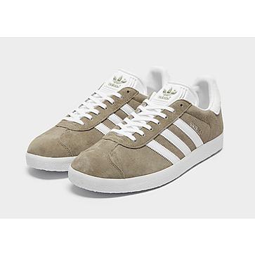 Udsalg   Damer Grøn Adidas Originals Classic Trainers   JD