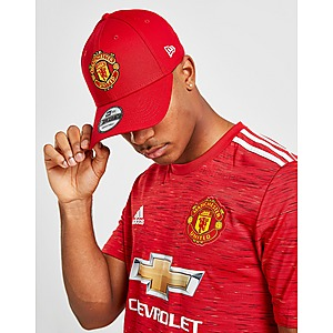 New Era Justerbar 9FORTY Manchester United kasket