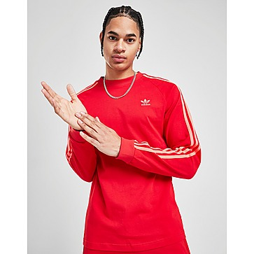 Herrer Rød Adidas Originals T Shirts & Tanktops | JD Sports