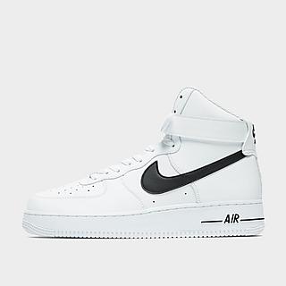 Nike Air Force 1 07 3 Hvid Blå AO2423 100