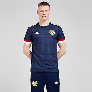 adidas Skotland 2020 Hjemmebanetrøje Herre
