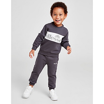 Buy Grey Nike Air Max Crew Tracksuit Infant | JD Sports