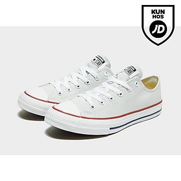 Køb Converse All Star Ox Baby i Sort | JD Sports