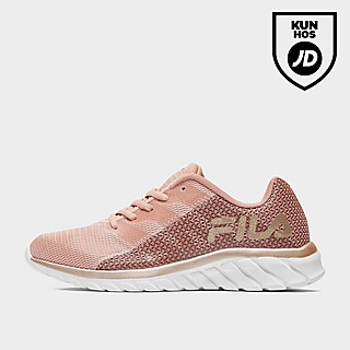 Damer Pink Fila Løbesko   JD Sports