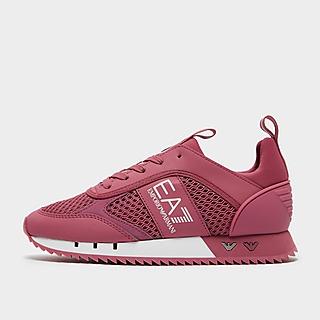 Damer Pink Emporio Armani EA7 Løbesko   JD Sports