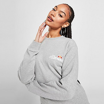 Ellesse Core Small Logo Crew Sweatshirt Dame