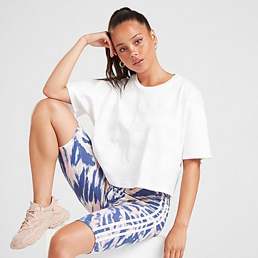 adidas Originals Tie Dye Cycle Shorts Dame