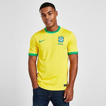Nike Brazil 2020/21 Hjemmebanetrøje Herre
