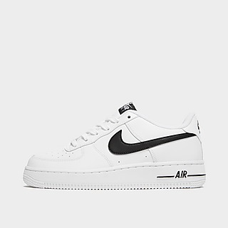 nike air Force 1 stjerne studded sort 11