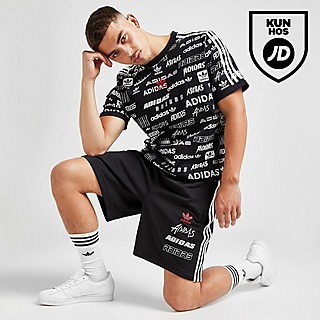 adidas Originals Sticker Poly Shorts Herre