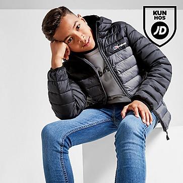 Berghaus Colour Block Padded Jacket Junior