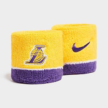 Nike NBA Los Angeles Lakers Wrist Bands