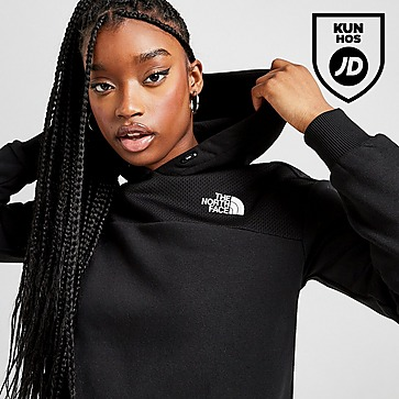 The North Face Mesh Crop Hoodie