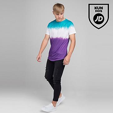 ILLUSIVE LONDON Tie Dye T-Shirt Junior