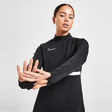 Nike Academy 1/4 Zip Trøje Dame