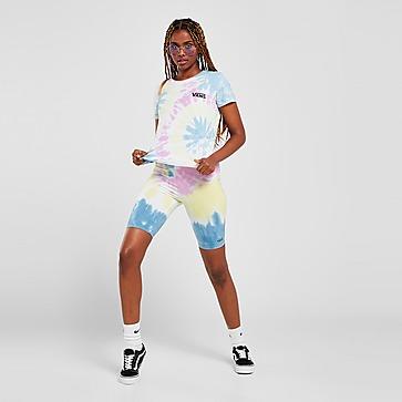 Vans Tie Dye Slim Crop T-Shirt