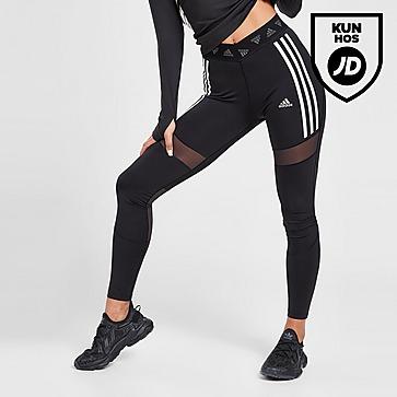 adidas 3-Stripes Mesh Tights Dame