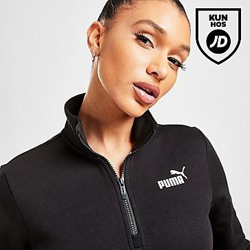 PUMA Core Fleece 1/4 Zip Sweatshirt Dame