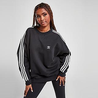 adidas Originals 3-Stripes Adicolour Crew Sweatshirt Dame