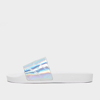 Tommy Jeans Iridescent Slides Women's
