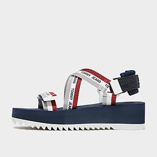 Tommy Jeans Webbing Strappy Sandals Women's