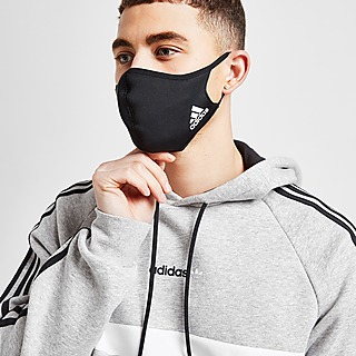 adidas Badge Of Sport Face Coverings 3-Pack