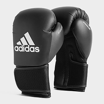 adidas Boxing Gloves & Focus Mitts Set