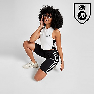 adidas Originals 3-Stripes Linear Cycle Shorts Dame