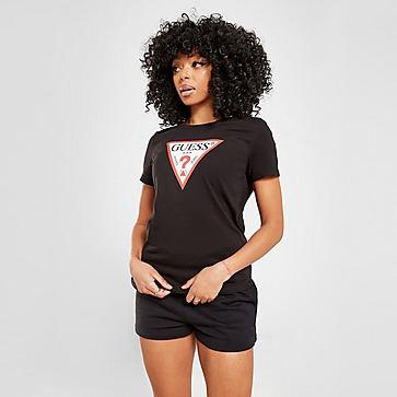 Guess Core Logo T-Shirt Dame