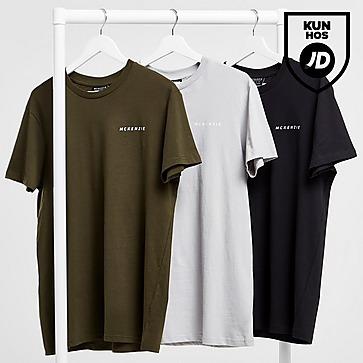 McKenzie 3-Pack Essential T-Shirts Herre