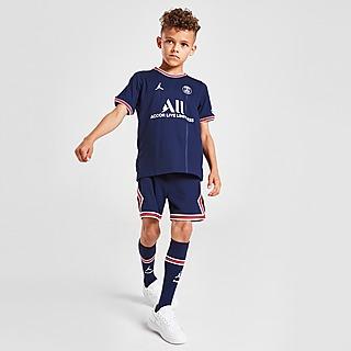 Jordan Paris Saint Germain 2021/22 Home Kit Children