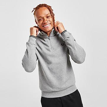 Fred Perry Half-Zip Sweatshirt
